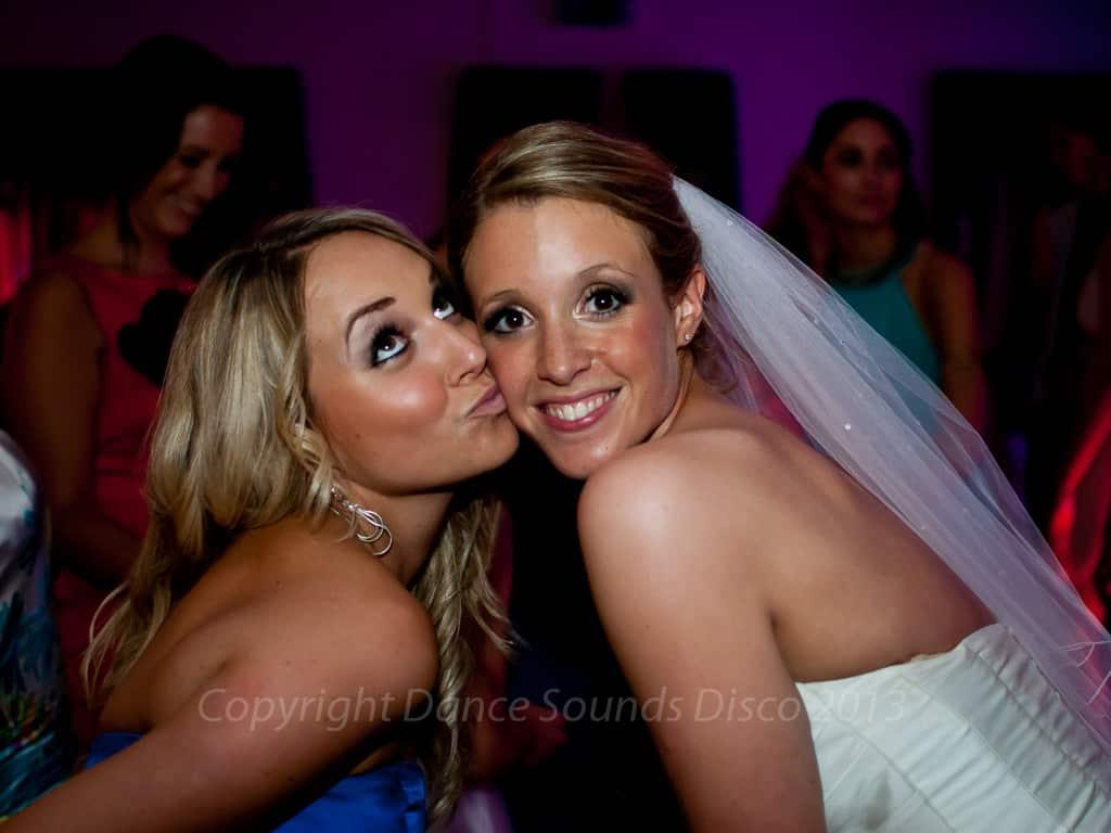 Delighted Bride!