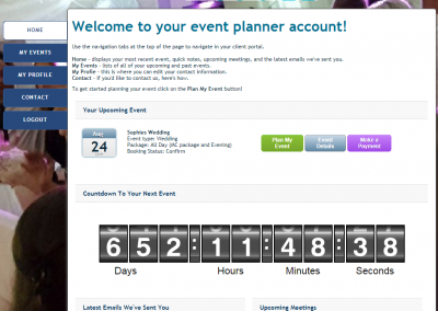 Your Planning Dashboard